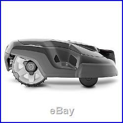 Husqvarna Automower 315 25 Watt Rechargable Automatic Robotic Lawn Mower, Gray