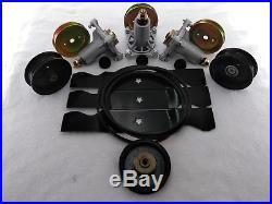 Husqvarna GTH2654 LGT2654 YTH2654 54 Lawn Tractor Mower Deck Parts Rebuild Kit