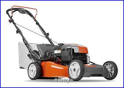 Husqvarna HD725E 175cc Self Propelled Electric Start Walk Behind 22 Lawn Mower
