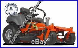 Husqvarna MZ54S Zero Turn Lawn Mower 25 HP Briggs Endurance 54 Reinforced Deck