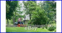 Husqvarna M-ZT 52 Zero Turn Mower 26 HP Endurance Hydrostatic ROPS ZT3400 M-ZT52