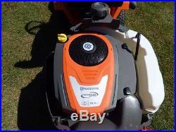 Husqvarna R120S Articulating Riding Swedish Rider Zero Turn Mower 42 19.5hp