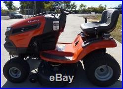 Husqvarna YTA19K42 Lawn Tractor Mower 42 Deck 19hp Kohler Engine
