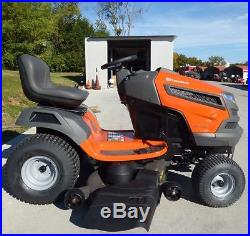 Husqvarna YTH23V48 Lawn Tractor Mower 48 Deck 23 HP Briggs Closeout