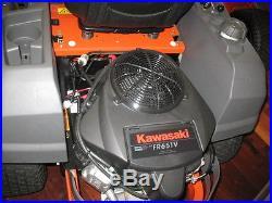 Husqvarna Z254 Zero Turn Mower with 21.5hp Kawasaki Engine 54 Cutting Deck