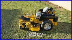Hustler Super Z zero turn mower 52in cut 20hp Kohler Command