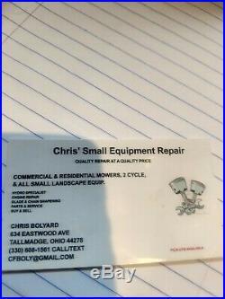 Hydro Gear PG Series Pump Rebuild Kit Parts. Turn Old Pump Too New. Fits All
