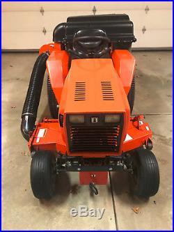 Ingersoll 4021 garden tractor
