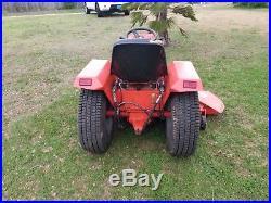 Ingersoll 4120 Tractor Mower