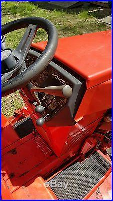 Ingersoll Lawn Tractor 18 HP 318 Onan Engine