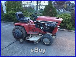 International Harvester Cub Cadet 782D Diesel Garden Tractor 1984
