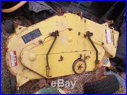 JOHN DEERE 212 GARDEN TRACTOR WITH PLOW AND TILLER REBUILT ENGINE AND MOWER