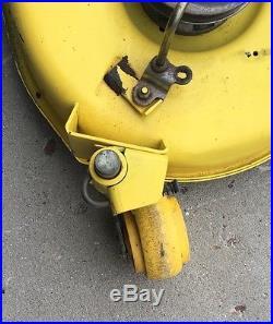 Low Cost Lawnmowers » Blog Archive » John Deere 240 245 260 265 285