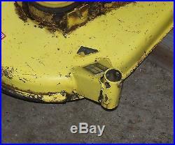 JOHN DEERE 400 420 430 60 Mower Deck PICKUP ONLY, SANDUSKY, OHIO
