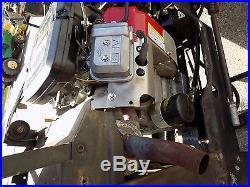 JOHN DEERE 400 BRIGGS&STRATTON VANGUARD 23hp REPLACEMENT ENGINE 6 YEARS OLD