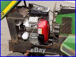 JOHN DEERE 400 BRIGGS&STRATTON VANGUARD 23hp REPLACEMENT ENGINE UNDER 100 HOURS