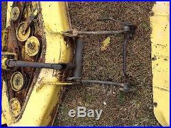 John Deere 400 Lawn & Tractor 60 Inch Mower Deck