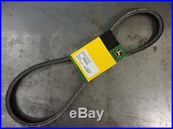 JOHN DEERE Genuine OEM Variator Belt Set M82258 M44121 110 210 212 214 216
