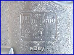 JOHN DEERE Genuine Seat AM136044 X 300 320 324 340 360 500 520 530 OEM AUC13500
