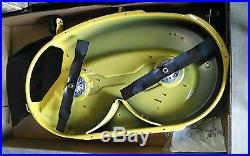 John Deere Oem 42 Complete Mower Deck Bg20814 Bg20936