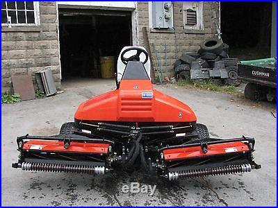 Jacobsen 1800G Tri King mower
