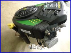 John Deere 125 20HP V-Twin Briggs and Stratton motor