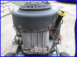 John Deere 125 Engine Briggs-Stratton 20HP MIA10361