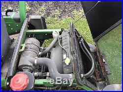 John Deere 1445 Series II Front Mount Diesel 72 Fastback Commercial Mower Deck