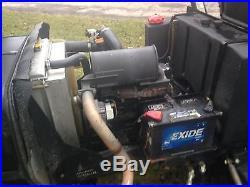 John Deere 1600 Mower, Wide Area Rotary Mower