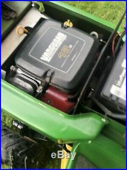 John Deere 318 new engine Johnny Bucket Senior Hydraulic Loader, Mower, Plow