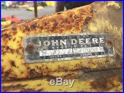 John Deere 31 Tiller 110 112 210 212 214 216