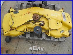 John Deere 345 54 Complete Mower Deck Part # Am118863