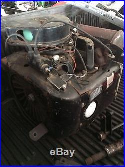John Deere 400 Lawn Mower Kohler Engine