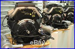 John Deere 400 Lawn Tractor 36HP repower kit Subaru