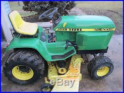 John Deere 400 Tractor, 60 in, 20HP Kohler engine