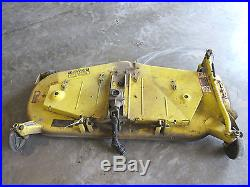 John Deere 425 445 455 60 Complete Mower Deck Assembly PICK UP IN MN