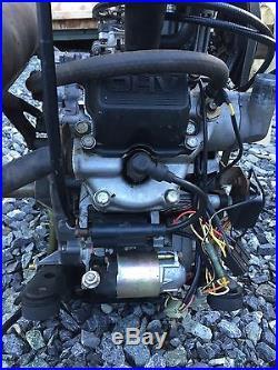 Low Cost Lawnmowers » Blog Archive » John Deere 425 Garden Tractor