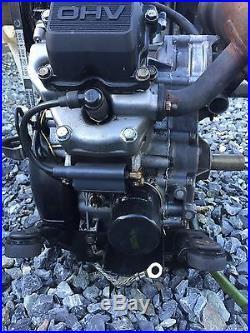 John Deere 425 Garden Tractor Kawasaki 20hp Horizontal Shaft V Twin Engine