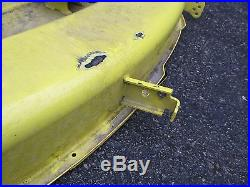 John Deere 42 Inch Mower Deck LA125 NICE Deck! Fits Many