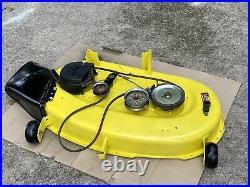 John Deere 42 inch Mower Deck for L100 D105 LA105 LA115 L110PICKUP ONLYUsed