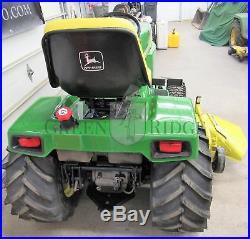 John Deere 430 Riding Lawn & Garden Tractor / Mower 20HP Yanmar Diesel 60 Deck