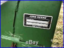 John Deere 44 Loader 318 332 322 330