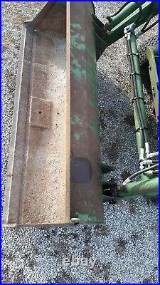 John Deere 44 Loader 420 Garden Tractor Loader Bucket LOADER ONLY