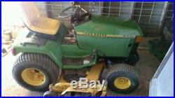 John Deere 455 Diesel