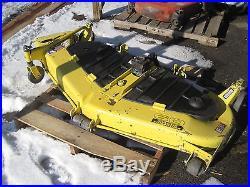 John Deere 455 Garden Tractor with 60 Deck and Snowblower