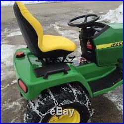John Deere 455 Lawn Tractor