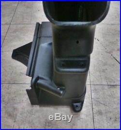 John Deere 46 power flow blower housing fits older 46 decks M72486