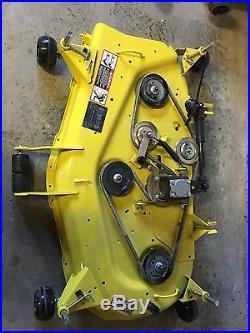 John Deere 48C shaft driven mower deck, BRAND NEW