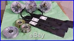 John Deere 48 Deck Rebuild Kit GY20996 FOR L120 L130 GY20050 GX20305 GY20067