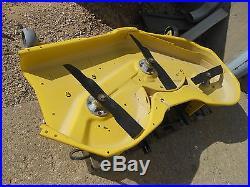 John Deere 54 Mower Deck for a Z445 Front Mount NEW